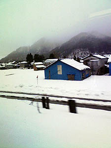 fukui 雪