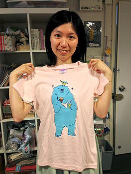 くまベアーTシャツ
